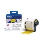 Brother DK-44605 (žlutá papírová role, 62mm), DK44605