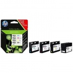 HP 932XL/933XL Combo Pack, C2P42AE