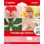 Canon NL-101 Printable Nail Stickers, 3203C002