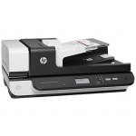 HP Scanjet Enterprise Flow 7500 Flatbed Scanner, L2725B#B19