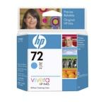 HP no 72 - azurová ink. kazeta, C9398A, C9398A