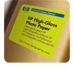 "HP High-Gloss Photo Paper - role 42"", Q1428B"