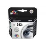 Ink. kazeta TB kompat. s HP C8766 (No.343) Color, TBH-343C