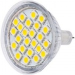 LED žárovka TB Energy MR16, 12V, 5 W, Teplá bílá, LLTBEMRWW5WECON