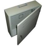 """Datacom 19"""" rozvaděč 4U+2U/150mm plech.dveře, 7090"""