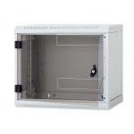 Triton Nástěnný rack RUA 15U/400mm odn.boč+skl.dv., RUA-15-AS4-CAX-A1