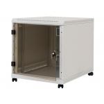 "Triton 19"" kontejner.rack 12U, hl.900mm,nosn.200kg šedý, RCA-12-A69-CAX-A1"
