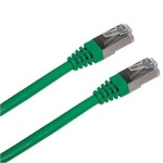Oem Patch cord FTP cat5e 0,5M zelený, 5027181504