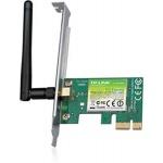 TP-Link TL-WN781ND 150Mb Wifi PCI Express Adapter, 1x odnímatelná anténa, TL-WN781ND