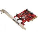 Addonics USB 3.1 2-Portový PCIe 2X řadič, AD2U31PX2