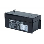 Panasonic olověná baterie LC-R123R4PG 12V/3,4Ah, 00380