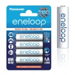 Panasonic Eneloop AA NiMH 1,2V 1900mAh BL4 2100c, 11485