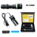 Fiamm Svítilna PS CREE LED 3W nabíjecí, 11069