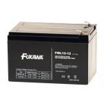 Fiamm Akumulátor FUKAWA FWL12-12U (12V 12Ah živ. 10let), 11647