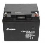 Fiamm Akumulátor FUKAWA FWL45-12 (12V 45Ah živ. 10let), 11237
