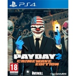 PS4 - Payday 2: Crimewave Edition, 8023171036342