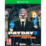 XBOX ONE - Payday 2: Crimewave Edition, 8023171036281