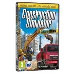 Construction Simulator 2015 GOLD Edition, 8592720122442