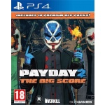 PS4 - Payday 2 The Big Score, 8023171038049