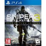 PS4 - Sniper: Ghost Warrior 3 Season Pass Edition, 5907813591747