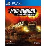 PS4 - Spintires: MudRunner, 3512899119345