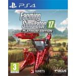 PS4 - Farming Simulator 17 - Platinum Edition, 71914
