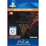 Sony Esd ESD CZ PS4 - The Elder Scrolls Online: Morrowind Upgrade, SCEE-XX-S0031164