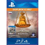 Sony Esd ESD CZ PS4 - FOR HONOR™ 65 000 STEEL Credits Pack, SCEE-XX-S0031257