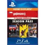 Sony Esd ESD CZ PS4 - Wolfenstein® II: The Freedom Chronicles Season Pass (Av. 27.10.17), SCEE-XX-S0034630