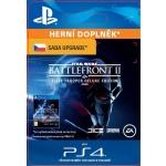 Sony Esd ESD CZ PS4 - STAR WARS™ Battlefront™ II: Deluxe - Upgrade (Av. 17.11.2017), SCEE-XX-S0035193