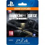 Sony Esd ESD CZ PS4 - Tom Clancy's Rainbow Six Siege Year 3 Pass, SCEE-XX-S0036011