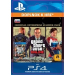 Sony Esd ESD SK PS4 - GTA Online: Criminal Enterprise Starter Pack, SCEE-XX-S0036618
