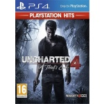 Sony Playstation PS4 - Uncharted 4: A Thief's End HITS, PS719418672