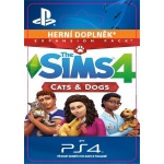 Electronic Arts PS4 - THE SIMS 4 + CATS & DOGS, 5035225123338