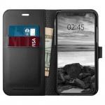 Pouzdro Spigen Wallet S pro Apple iPhone XR černé, 064CS24881