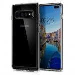 Kryt Spigen Ultra Hybrid pro Samsung Galaxy S10+ transparentní, 606CS25766