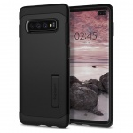 Kryt Spigen Slim Armor pro Samsung Galaxy S10+ černý, 606CS25919