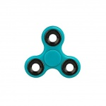 Spinner Fidget Florescent Blue, 8595642263880