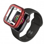 USAMS BH485 TPU Full Protective Pouzdro pro Apple Watch 40mm Red, 6958444964751