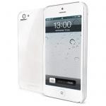 TPU pouzdro CELLY Gelskin iPhone 5/5S, bezbarvé, GELSKIN185