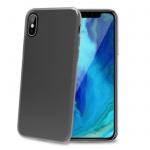 TPU pouzdro CELLY iPhone XS Max, černé, GELSKIN999BK