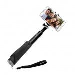 BT selfie stick FIXED, hliníkové provedení , černý, FIXSS-BT-BK