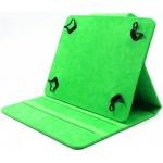 """C-TECH pouzdro univer. pro 8"""" tablety zelené, NUTC-02G"""