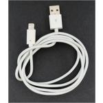 MD818 iPhone 5 Lightning Datový Kabel White (Bulk), 8592118064996