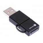 OTG čtečka MicroSD/HC pro mobilní telefony a PC, CI-396