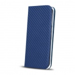 Smart Carbon pouzdro iPhone 5/5s/SE Black Blue, 8921223297621