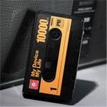 Power bank 10000mAh, Remax kazeta, barva černá, AA-1083