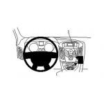 Brodit ProClip montážní konzole pro Ford Focus 11-, PBR-854620