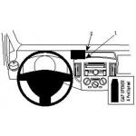 Brodit ProClip montážní konzole pro Nissan NV200 10-16, Evalia 10-16, na střed, PBR-854463