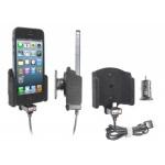Brodit držák do auta pro iPhone 5/5S samet.cig.dob, PBR-521501